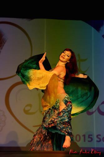 Bellydance Dance oriental Raqs Sharqi Bauchtanz Orientalischer Tanz Photo by André Elbing